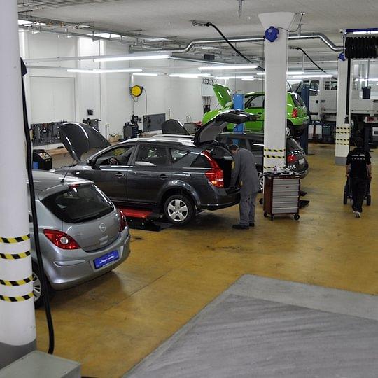 Werkstatt Garage-Reichlin Küssnacht