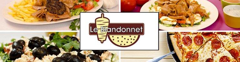 Le Blandonnet pizzeria et kebab à l'emporter