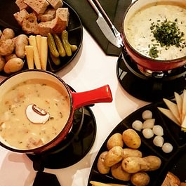 Fondue Winter Special