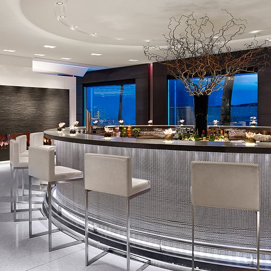 Glow Bar - Hotel President Wilson, a Luxury Collection Hotel, Geneva