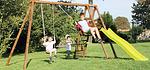 Casette da giardino, giochi per parchi pubblici e abitazioni private
