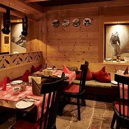 Restaurant Central Hotel Wolter Grindelwald