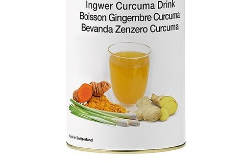 Ingwer-Curcuma Tee