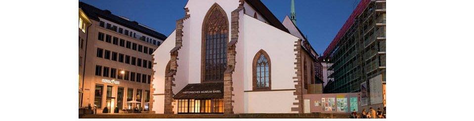 Historisches Museum Basel - Barfüsserkirche
