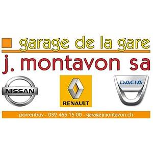 Garage de la Gare J. Montavon SA