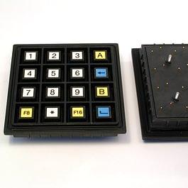 Crameda Contraves Monobloc Tastaturen Keypads
