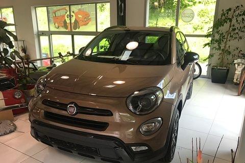 Nuova Fiat 500 X