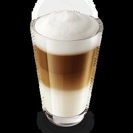 Latte Macchiato, La Marzocco Eversys Elektra, Gastro Kaffeemaschinen, Siebträger, Vollautomat