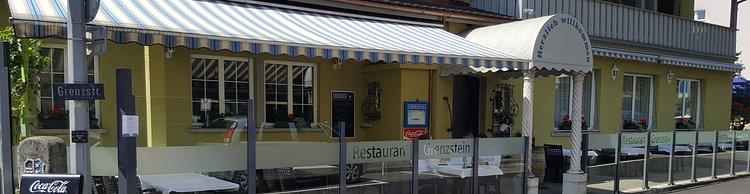 Restaurant Pizzeria Grenzstein