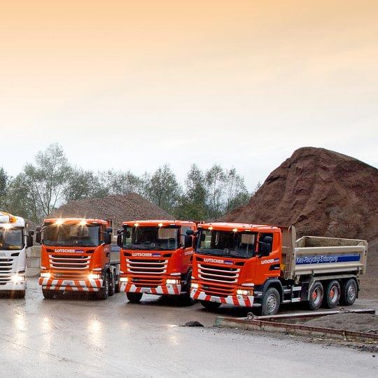 Flotte Lötscher Logistik AG