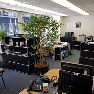 Unsere Büroräumlichkeit der Swiss Treuhand Siegrist GmbH