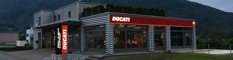 Ducati Seliner Corse