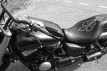 Motorradsattlerei