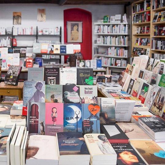 Librairie l'étage Sàrl