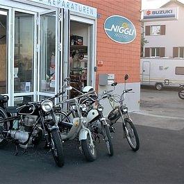 Niggli Motos Oldtimer