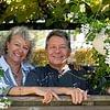 Gastgeber Anita und Andreas Häberling