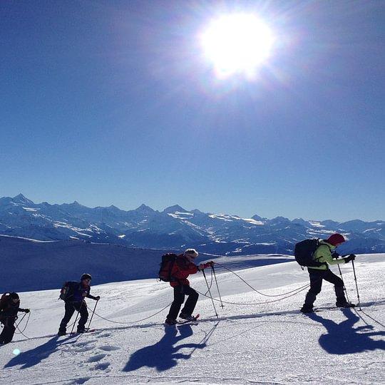 Ski- Schneeschuhtouren und vieles mehr