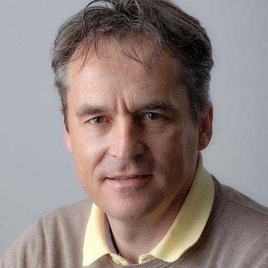 Starkes Team: Markus Lischer