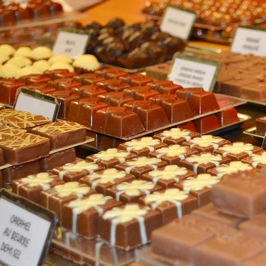 Chocolat Raffin SA