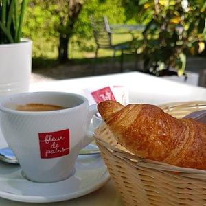 Notre Croissant au pur beurre artisanal