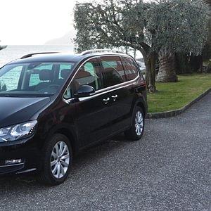 Volkswagen Sharan 6 posti