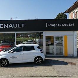 Garage du Crêt Renault Neuchâtel Dacia