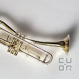 Anhänger nach Originaltrompete