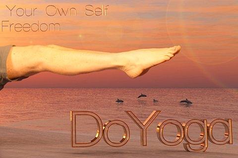Yoga mit Doug Keller, USA - 13. bis 15. September in Davos, mixed level