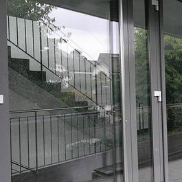 Unsere Hauswarte sorgen für einen gepflegten Eingangsbereich