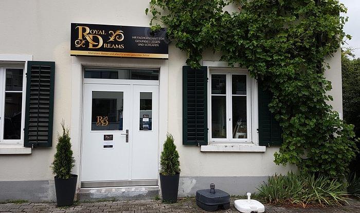 Unser Showroom an der Glärnischstr. 19 in Horgen