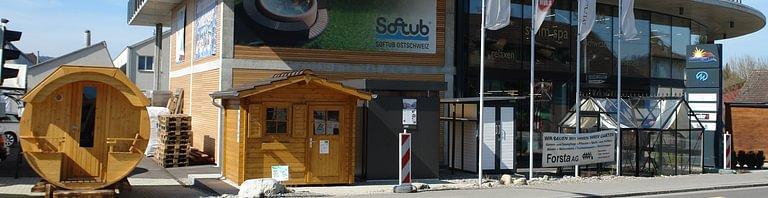 Sonderegger Wellness AG Wellness&Holzbau