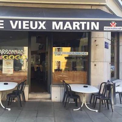 Vieux Martin