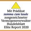 Elite Report: summa cum laude