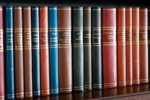 Donnerstags: Einführung Bibliothek, Literatur (Ursula Kohler)