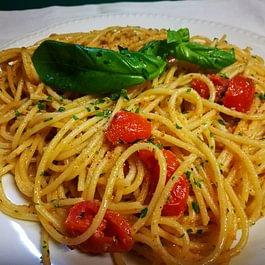 Spaghetti alla Carettiera