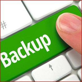 sicheres online Backup