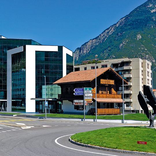 Debons Architecture SA
