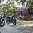 Inter-Motos - Kawasaki - Le Mont-sur-Lausanne
