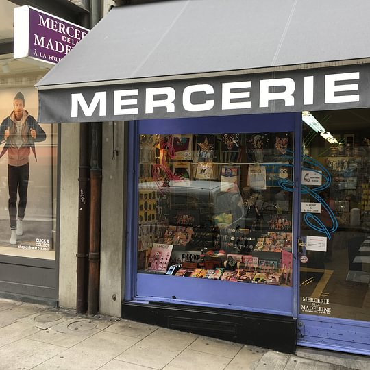 Mercerie de la Madeleine