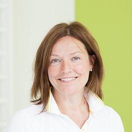 Tarja Tervola, diplomierte Physiotherapeutin