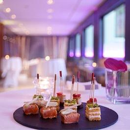 Le Traiteur - Service Traiteur de l'Hôtel Président Wilson, A Luxury Collection Hotel, Geneva