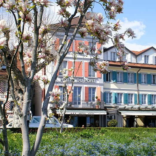 Hôtel Restaurant du Port