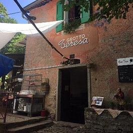 Restaurant Grotto Teresa 6978 Gandria/TI