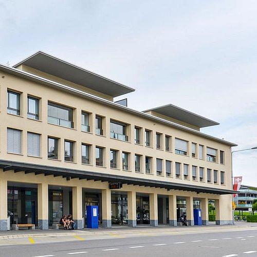 SPIRIT Finance AG - unser Büro in Unterägeri
