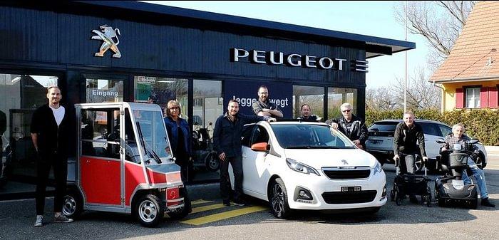 Auto Jegge AG