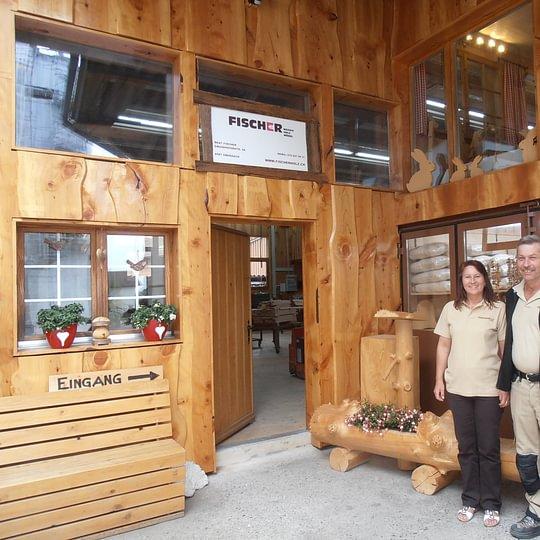 Fischer Massiv Holz Möbel, Oberaach - Herzlich Willkommen