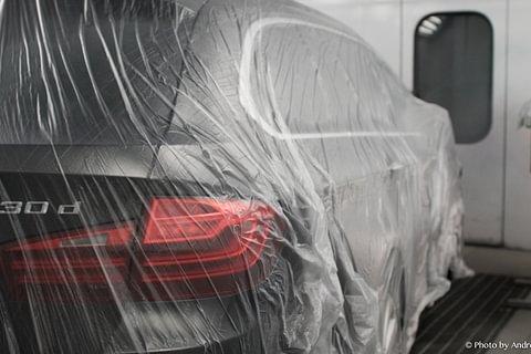 Verniciatura e lucidatura autovetture