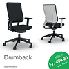 Palmberg (Schweiz) AG , Drumback Bürodrehstuhl Sommeraktion