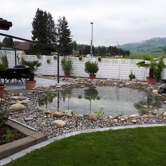 Morgenthaler Gärtnerei Gartenpflege