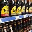 Rayon des bières suisses, belges, allemandes et de nombreux autres pays!